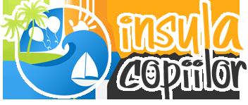 Insula Copiilor Logo